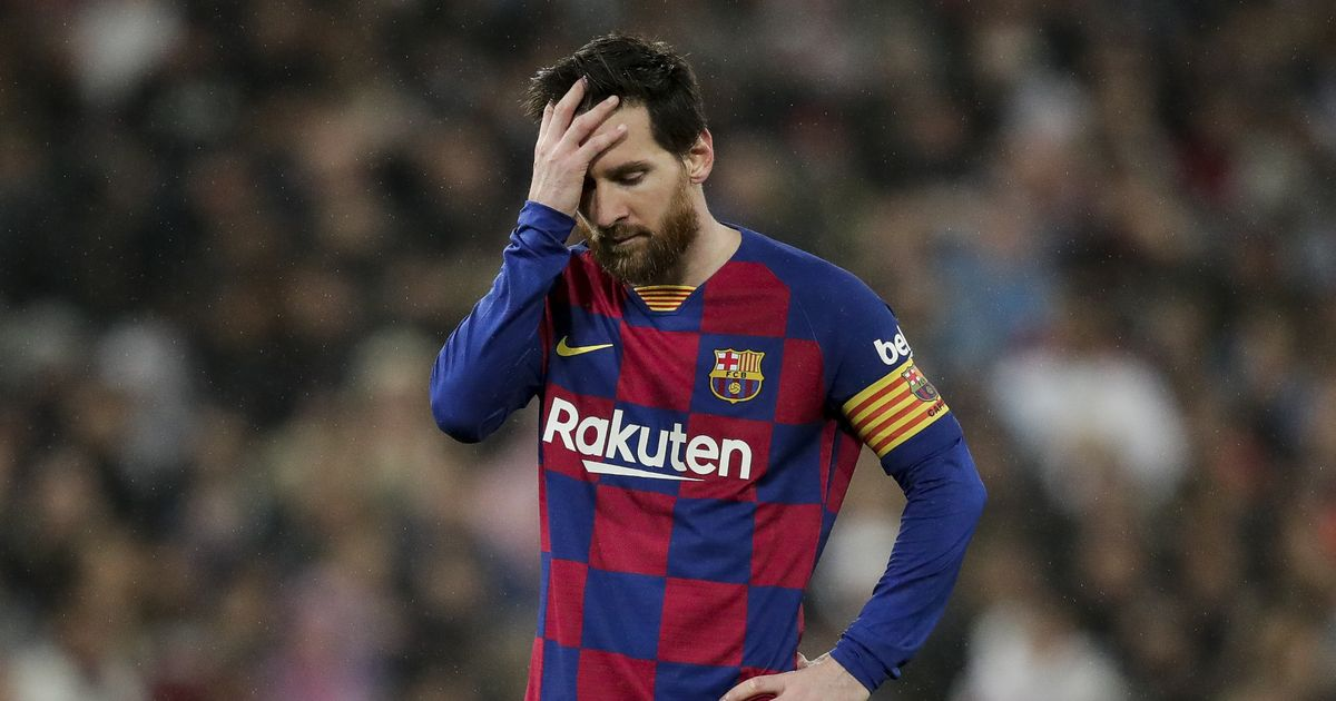 Lionel Messi among only three Barca stars 'safe from being sold ...